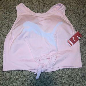 Pink Puma sportsbra